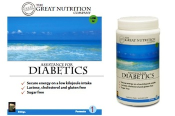 support for diabetics