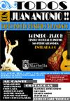 Flamenco benefico Juan Antonio