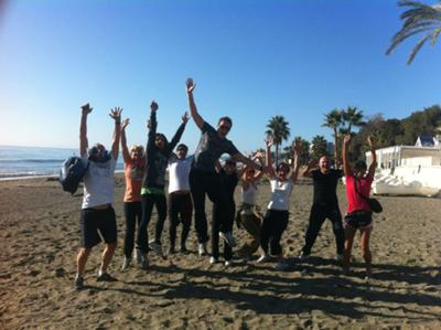 Bootcamp Costa del Sol (en la playa)